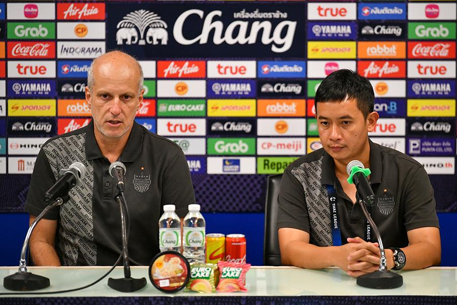 """""""กาม่า"""" เร้าลูกทีมผ่านชลบุรี เพื่อเป้าหมายแชมป์เอฟเอ คัพ"""