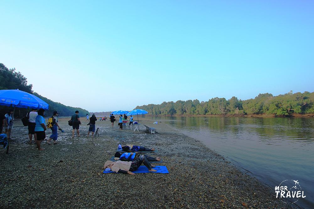 หาดทรายร้อน จุดทำสปา 3 ร้อน หนึ่งเดียวในไทย