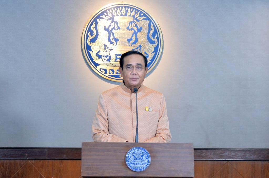 """""""บิ๊กตู่"""" รับแจ้งพม่าตลอดไม่หนุนรุนแรง ชี้ทำตามใจไม่ได้ต้องพึ่งกัน ดูแลตามหลักมนุษยธรรม"""