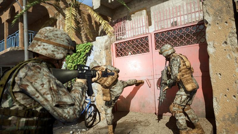 """บังไม่ทน! ชนมุสลิม แห่ร้องถอนเกม """"Six Days in Fallujah"""" จากผังสตีม"""
