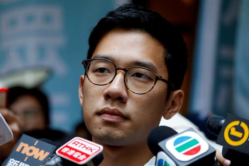 นักเคลื่อนไหวฮ่องกง 'นาธาน หลอ' ได้รับสถานะผู้ลี้ภัยในอังกฤษ