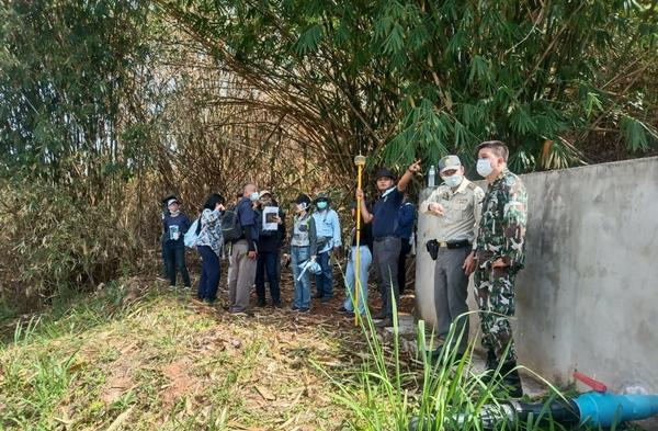 กรมอุทยานฯ จับมือ ป.ป.ช.สอบที่ดินกว่า 400 ไร่ พบออกเอกสารสิทธิ์ รุกที่อุทยานไทรโยค