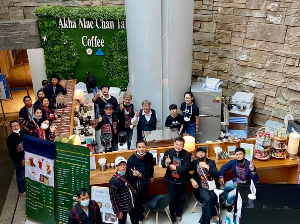 NPO ร่วมมือ หมู่บ้านแม่จันใต้ เปิดร้านกาแฟเสริมรายได้ให้ชุมชน ลดขายเมล็ดผ่านพ่อค้าคนกลาง
