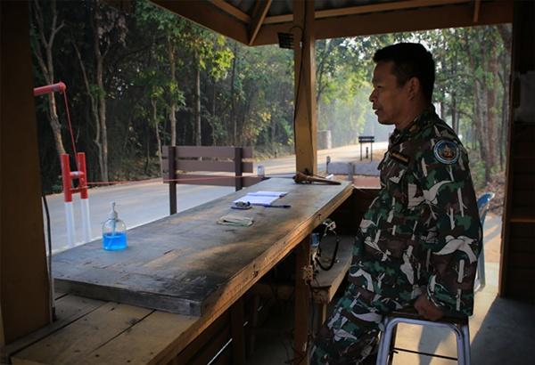 """'เฉลิมวุฒิ ศรียภูมิ' คนกล้าหน้าด่านตรวจทุ่งแฝก แชร์ประสบเหตุ """"ปืนผูก""""ภัยที่น่ากลัวสุดของวิถีผู้พิทักษ์ป่า"""