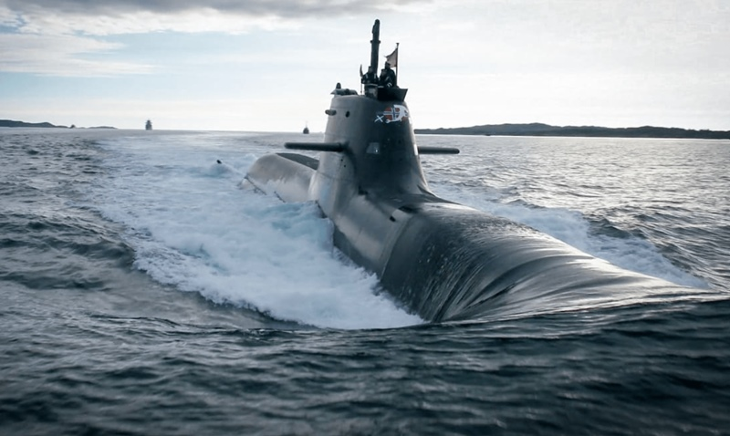 เยอรมนีผวา! หลังสื่อใหญ่เผยว่าเรือดำน้ำทันสมัยของประเทศ กำลังใช้ระบบนำร่องที่ทำมาจากรัสเซีย