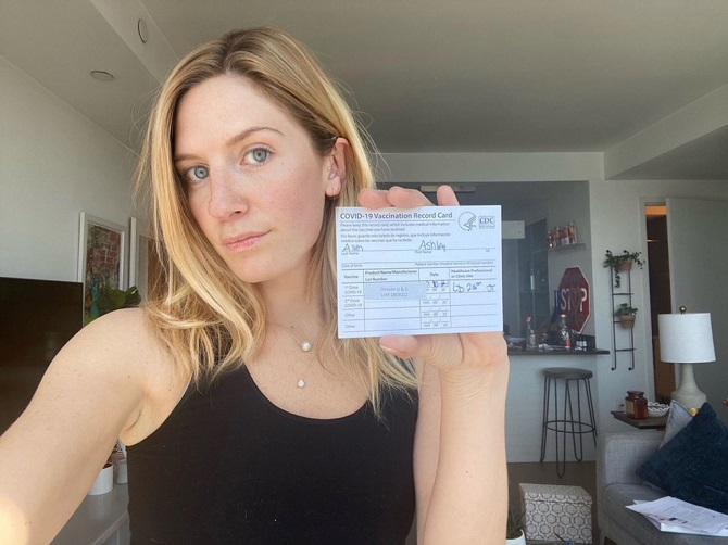สาวสหรัฐฯงง!ติดเชื้อโควิด-19หลังฉีดวัคซีน'จอห์นสันแอนด์จอห์นสัน' 3 สัปดาห์
