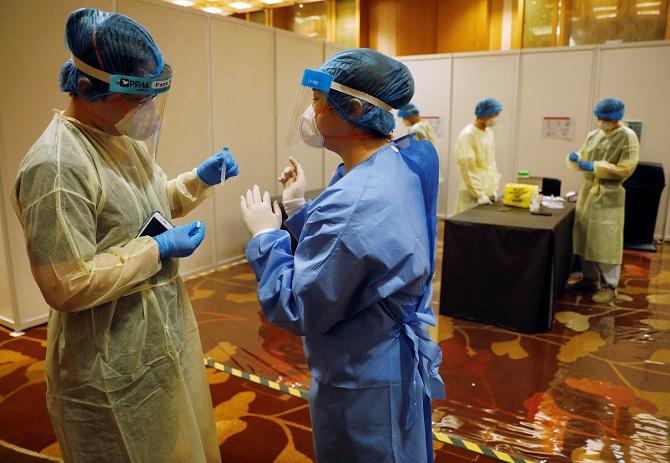 พบบ่อยขึ้น!สิงคโปร์และญี่ปุ่นรายงานพบเคสติดเชื้อโควิด-19 แม้ฉีดวัคซีนครบ2โดส