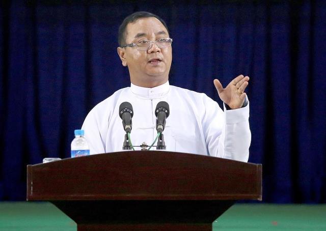 พม่าใกล้เป็น 'รัฐล้มเหลว'