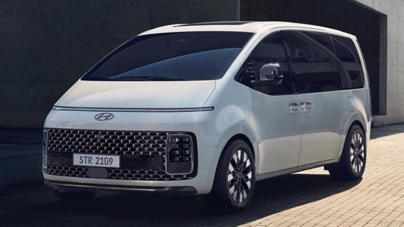 Hyundai Staria ว่าที่ H-1 โฉมใหม่เปิดตัวอย่างเป็นทางการแล้ว