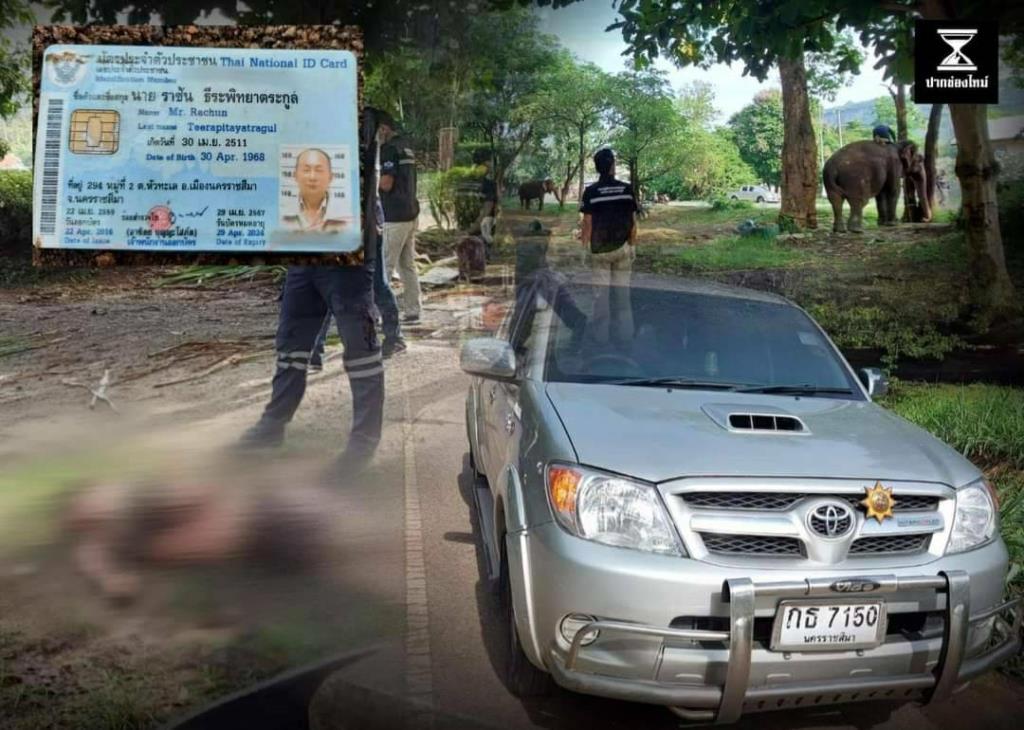 อุทธาหรณ์คนรักช้างหารู้อาจมีอันตราย นักท่องเที่ยวใจบุญซื้อกล้วยซื้ออ้อยให้ช้างเลี้ยง ถูกพังใช้งวงเสยก่อนลากขยี้ตายคาที่