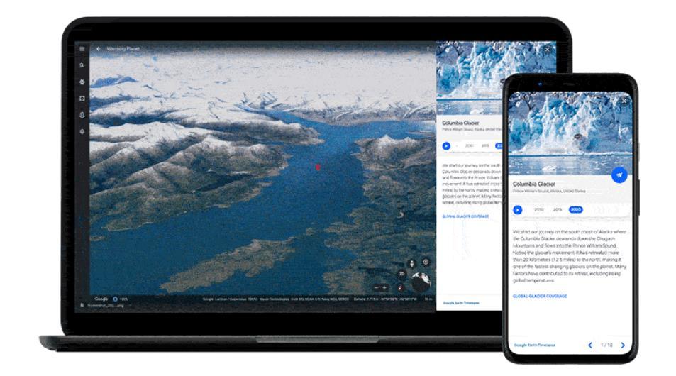 Google Earth อัปเดตใหญ่สุดในรอบหลายปี โชว์ Timelapse รวมภาพถ่ายดาวเทียม 24 ล้านภาพจาก 37 ปีสะท้อนโลกเปลี่ยน