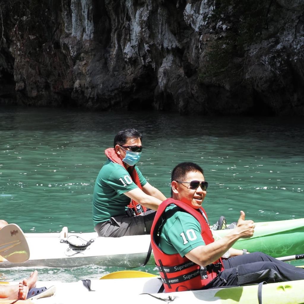 """""""วราวุธ"""" เปิดป่าในเมือง """"มหัศจรรย์ป่าชายเลนแกรนด์แคนยอน เมืองไทย"""" จ.กระบี่ กำชับ """"กรมทะเล"""" เร่งวางมาตรการท่องเที่ยวเชิงอนุรักษ์"""