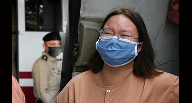 """""""รุ้ง"""" ปลุกแคมเปญใหญ่บอกคนทั่วโลกช่วยนักโทษ ม.112 กลัวต้องอยู่ในคุกตลอดไป"""