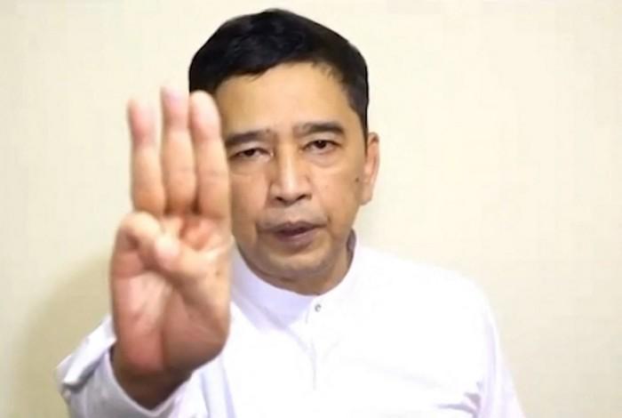 นักการเมืองฝ่ายต้านรัฐประหารพม่าตั้ง 'รัฐบาลเอกภาพแห่งชาติ' มุ่งหน้าสร้างสหพันธรัฐประชาธิปไตย