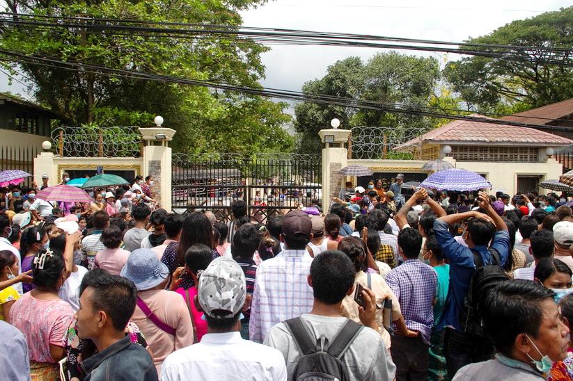 ฉลองปีใหม่! 'รบ.ทหารพม่า' ปล่อยตัวนักโทษกว่า 23,000 คน