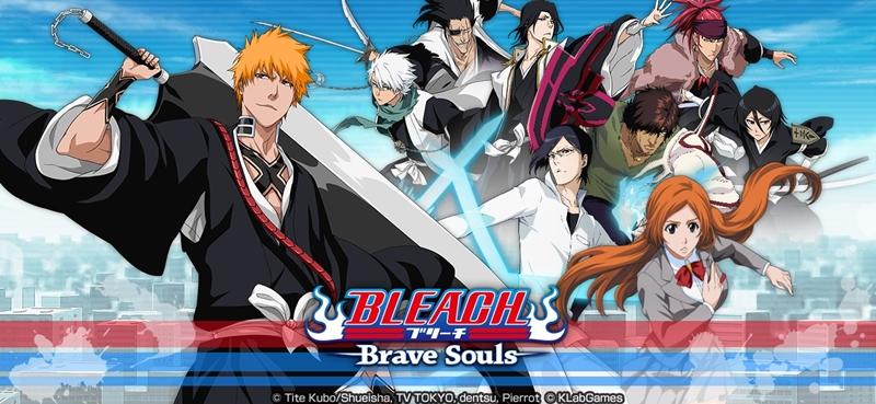 """เกมมือถือ """"Bleach: Brave Souls"""" พร้อมเกลือบน PS4"""