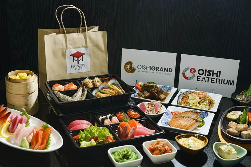 เอาใจเหล่านักกิน เสิร์ฟเซ็ตอาหารญี่ปุ่นถึงโต๊ะกินข้าว