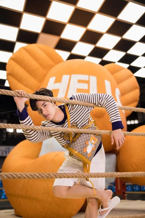 Gucci มอบกำลังใจให้ชาวไทยรับมือโควิด-19  ด้วย Gucci Bear Balloon ตระเวนทุกแลนด์มาร์ก