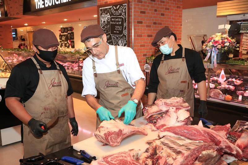 Mr. Steve Craig – Butcher ชาวออสเตรเลีย
