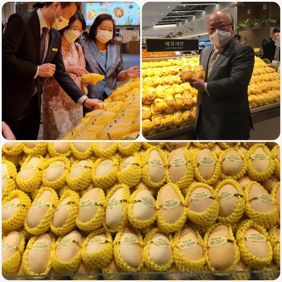 พณ.โชว์ผลงานบริหารจัดการผลไม้สู้โควิด ยอดส่งออกต้นปีพุ่ง109.70%