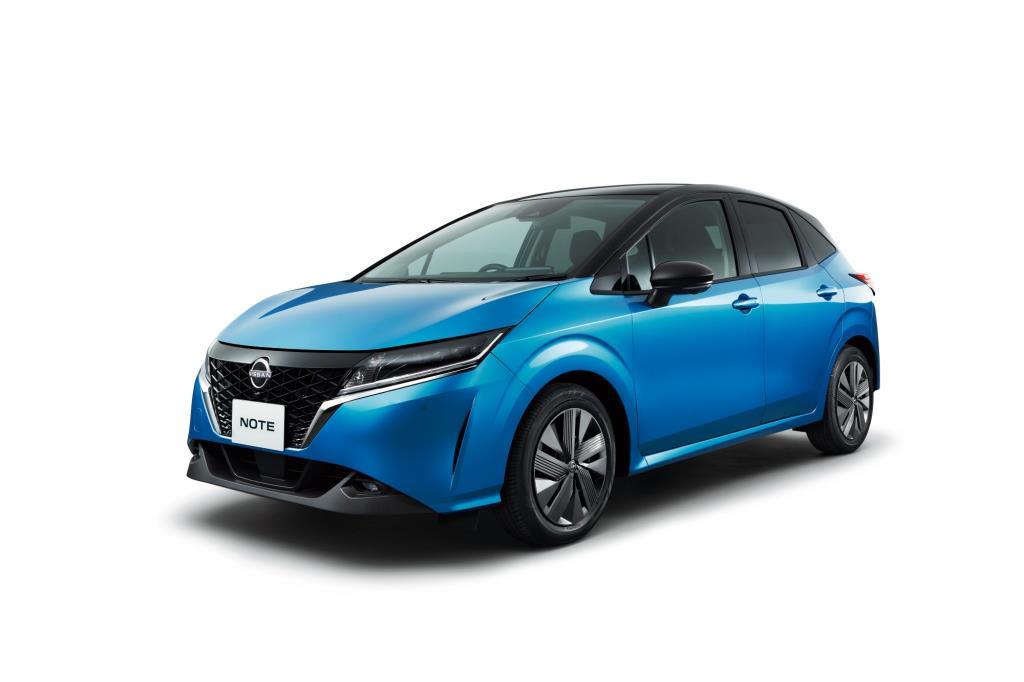 นิสสัน ประกาศยอดขายรถยนต์ อี-พาวเวอร์ ในญี่ปุ่นทะลุ 500,000 คัน