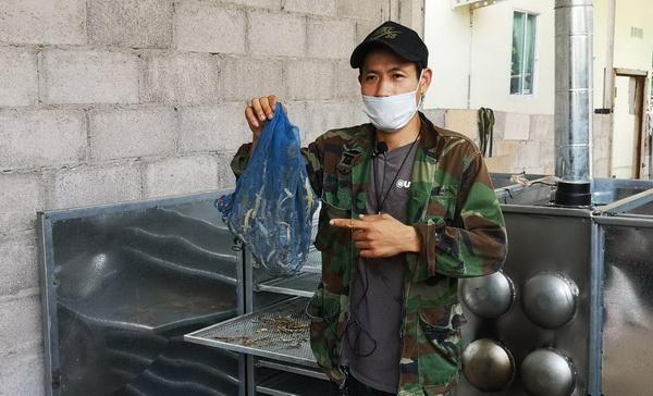 อาชีพแปลก! หนุ่มนครพนม รับซื้อจิ้งจก แปรรูปส่งจีนทำยาโด๊ป โกยรายได้อื้อ