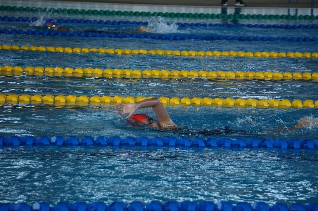 """""""ว่ายน้ำ"""" เลื่อนคัดทีมชาติลุยโอลิมปิกเเละซีเกมส์ ไร้กำหนด หลังเจอโควิด-19 ระบาดหนัก"""