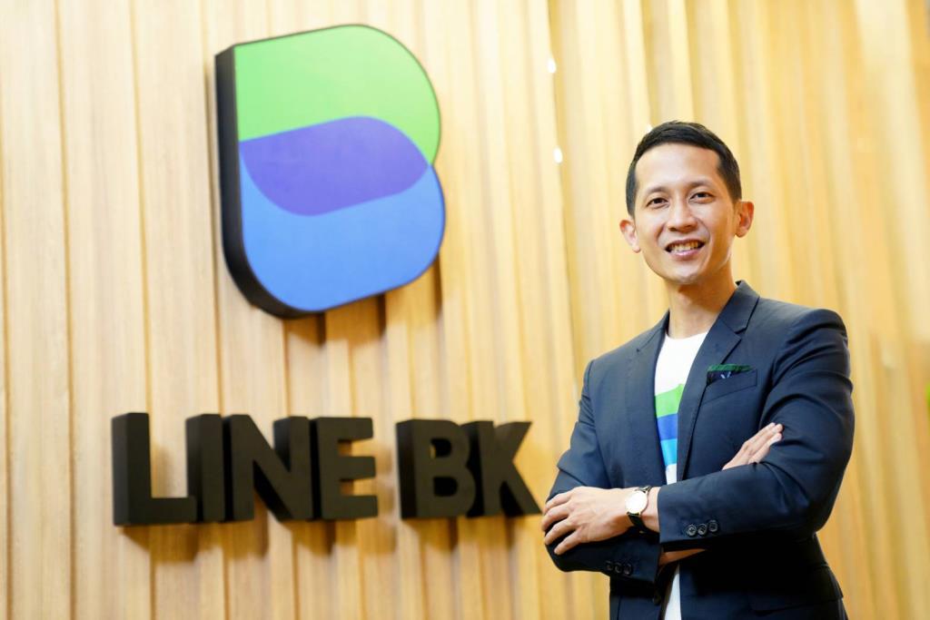 LINE BKเผยยอดปล่อยกู้รวม5-6พันล้าน-ต่อโปรฯยืมเงินดบ.9.99%นาน 2 เดือน