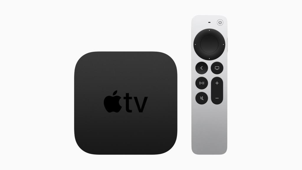 อุปกรณ์รับสัญญาณสตรีมมิ่งแอปเปิลทีวี 4K (Apple TV 4K)