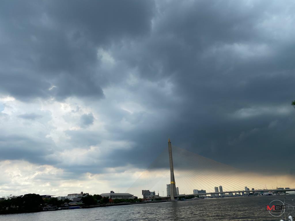 ไทยตอนบนกลับมาอากาศร้อน เตือนอีสาน-กลาง-ตะวันออก-ใต้ ยังมีฝนฟ้าคะนอง-ระวังอันตราย กทม.ฝนน้อยลง