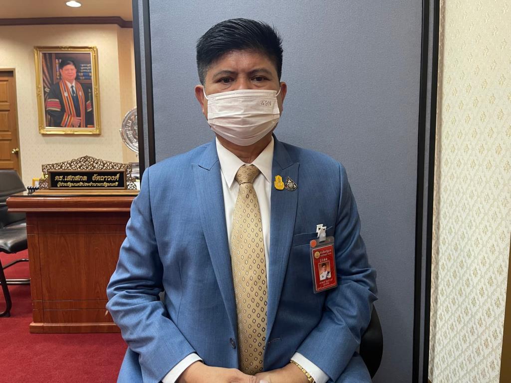 """""""แรมโบ้""""แจงคนไทยฉีดวัคซีนโควิดแล้วกว่า 8.6 แสนโดส เตือน """"ชลน่าน""""อย่าหัวหมอ นำความเท็จโจมตีรัฐบาล"""