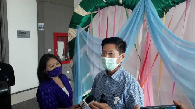 โควิดพิษณุโลกบวกเพิ่มสะสม 200 ราย พบอาการหนัก 10-15 ต้องอยู่ห้องความดันลบ 5