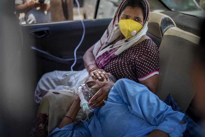 มหาเศรษฐีอินเดียดิ้นรนหนี'โควิด'ซึ่งกำลังระบาดหนัก   มีทั้งที่หาทางไปอังกฤษ, แคนาดา, ดูไบ รวมทั้งไทย