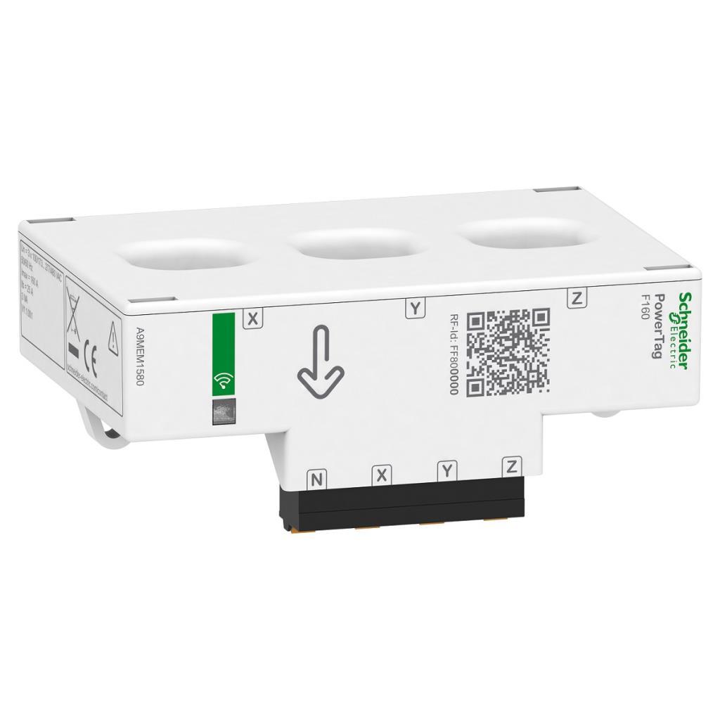 ชไนเดอร์ อิเล็คทริค รับได้! ขยาย PowerTag Energy Sensor จับกระแสไฟฟ้าสูง 2000A
