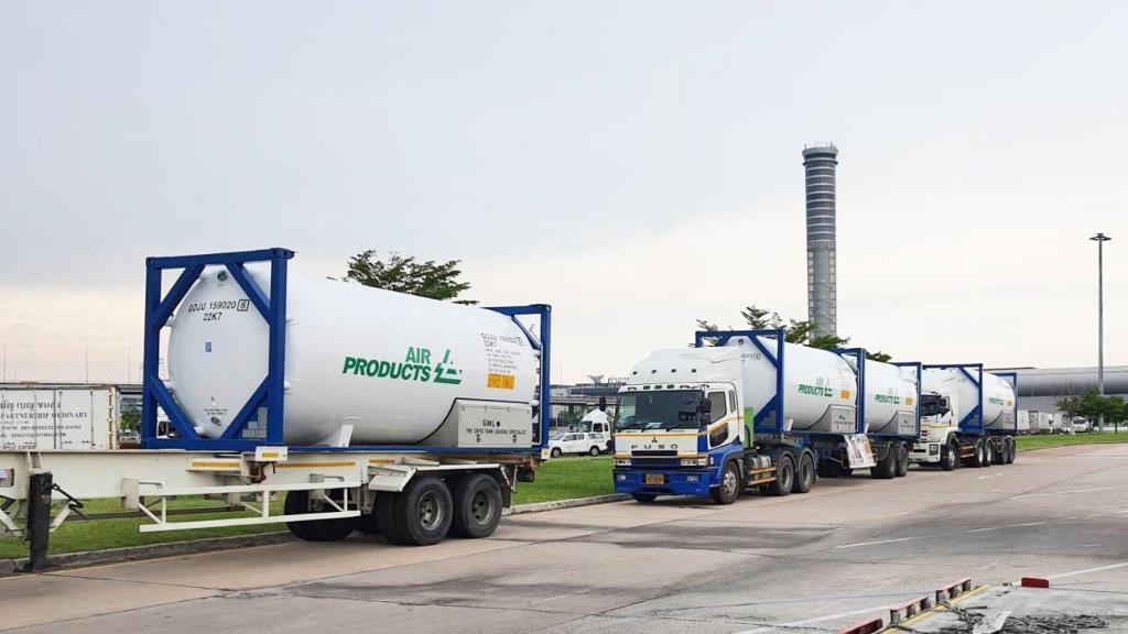 """""""บีไอจี""""ส่ง""""ออกซิเจน""""ช่วยกู้วิกฤตโควิดที่อินเดีย รีสตาร์ทโรงแยกอากาศ1 เพิ่มกำลังผลิตอีก 30%"""