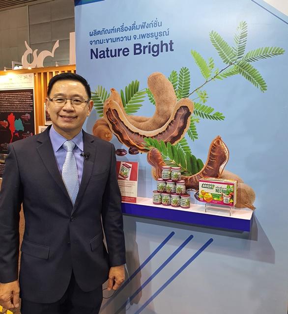 นายสายันต์ ตันพานิช รองผู้ว่าการวิจัยและพัฒนาด้านอุตสาหกรรมชีวภาพ สถาบันวิจัยวิทยาศาสตร์และเทคโนโลยีแห่งประเทศไทย (วว.)