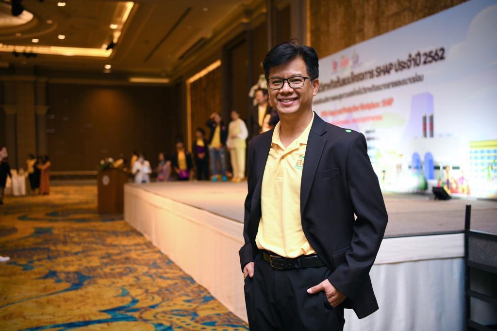 สสส.เผยตัวเลขแรงงานไทย 37 ล้านคน เสี่ยงโรค NCDs รุมเร้า