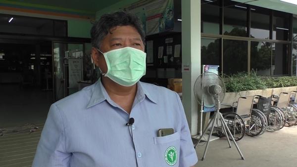 ผู้ป่วยโควิดชัยนาทเสียชีวิตเป็นรายแรกของจังหวัด ขณะที่ยอดผู้ป่วยวันนี้บวก21 ราย
