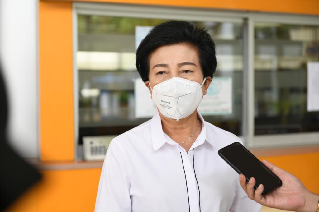 กทม. มีผู้ป่วยโควิด-19 รักษาหาย กลับบ้านแล้ว  2,072 ราย กำลังรักษา 1,359 ราย