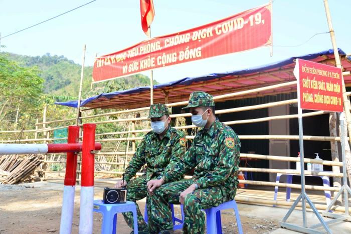 เวียดนามส่งกำลังพลคุมชายแดนลาวสกัดลอบเข้าเมืองผิดกฎหมาย หวั่นทำโควิดระบาด