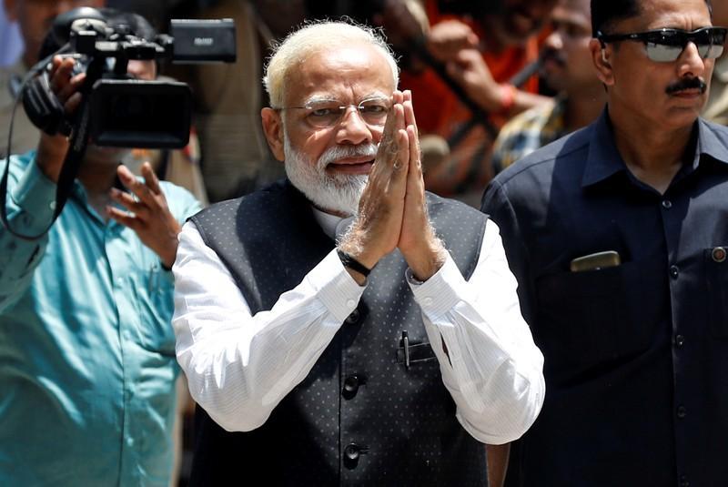 นายกรัฐมนตรี นเรนทรา โมดี แห่งอินเดีย (แฟ้มภาพ)