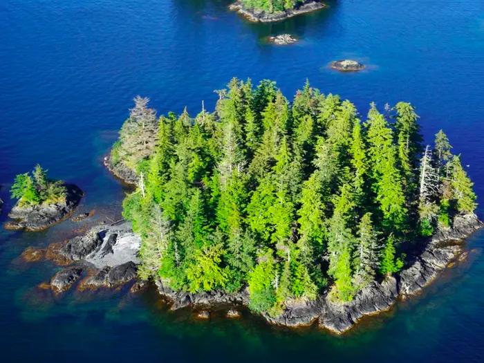 Aleutkina Island (ภาพ : businessinsider)