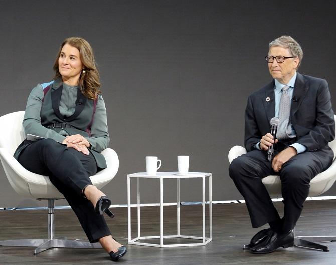 """ข่าวช็อก! """"บิล เกตส์"""" แยกทางภรรยาหลังอยู่กินนาน 27 ปี มหาเศรษฐีโลกคนที่ 2 หย่าเมียรอบ 2 ปี"""