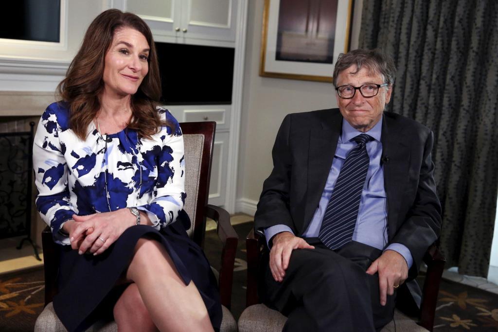 ปิดฉากชีวิตคู่ 27 ปี บิลและเมลินดา เกตส์