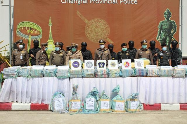 หวิดหลุดถึงอยุธยา!เผยเบื้องหลังจับแก๊งขนยาบ้า 5,000,000 เม็ด คาด่านฯถนน ทล.118