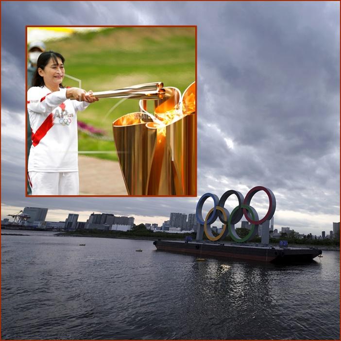 """""""9 ผู้ว่าฯ"""" ในญี่ปุ่นเสนอ """"ยกเลิกจัดโตเกียวโอลิมปิก"""" หลังวิกฤตโควิด-19ยังไม่คลี่คลาย"""
