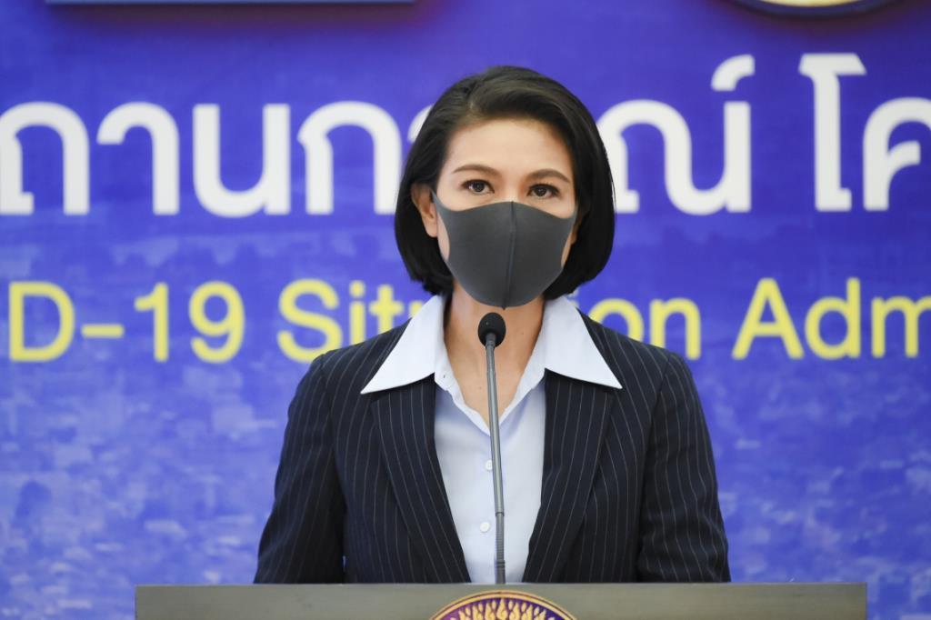 """""""หมอเบิร์ท"""" รับพบเชื้อ """"โควิดสายพันธุ์บราซิล"""" ในไทย เป็นผู้อยู่ในสถานกักกัน ยันไม่มีรายงานพบในชุมชน"""