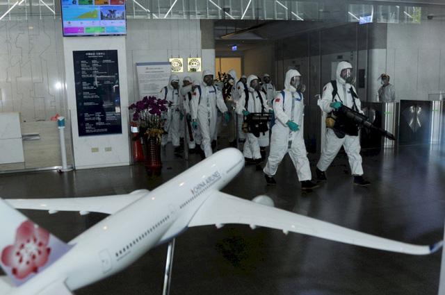 นักบินกับแอร์ของไชนาแอร์ไลน์ติดเชื้ออีก 2 ราย นักธุรกิจไต้หวันในไทยที่แอบบินกลับไต้หวันยืนยันติดเชื้อ (ภาพไตัหวันนิวส์)