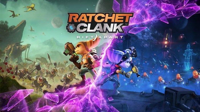 """Ratchet & Clank: Rift Apart"" เตรียมวางจำหน่ายบน PS5 วันที่ 11 มิ.ย.นี้"