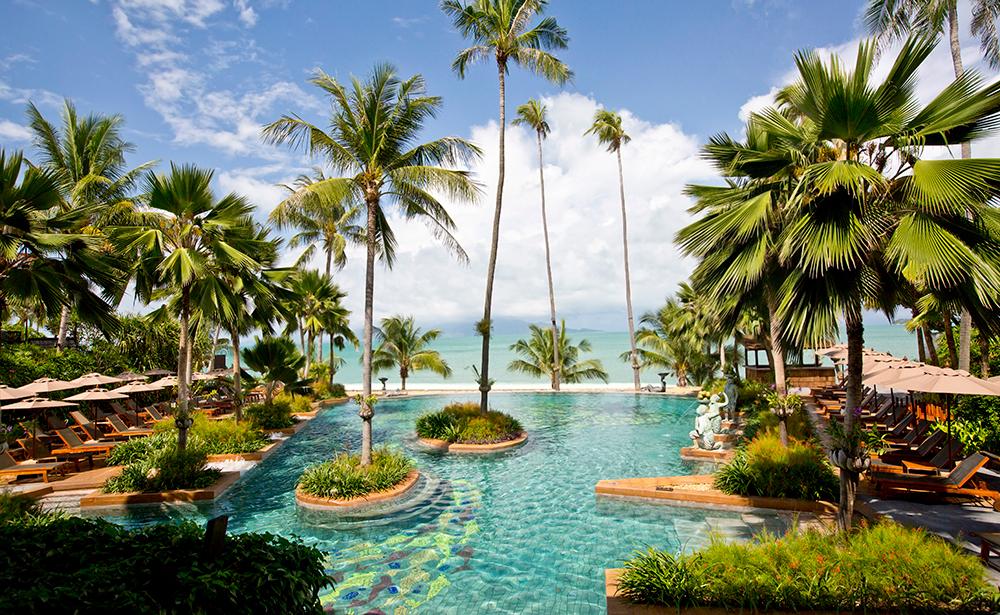 Anantara Bophut Koh Samui Resort เกาะสมุย